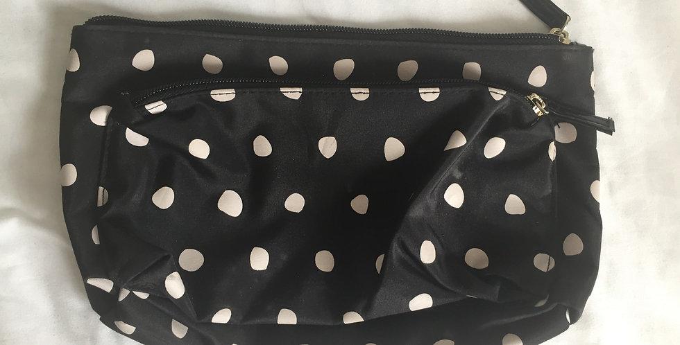 Woolworths polka dot pencilcase