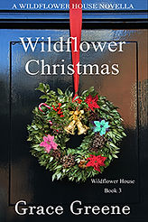 Wildflower Christmas ~ Front Cover 200 x