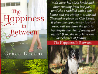 A Happy New Release & A Giveaway