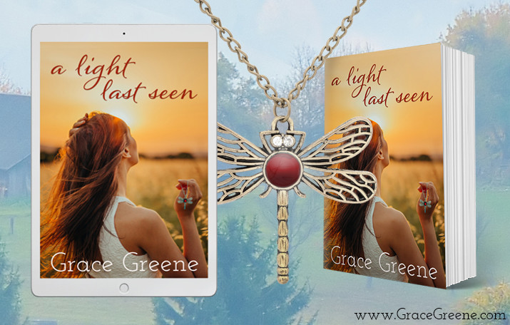 A Light Last Seen in ebook and print