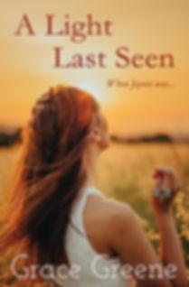 A Light Last Seen - Grace Greene - Front