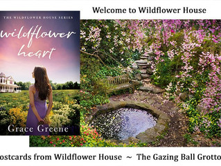 Welcome to Wildflower House & Happy Book Birthday to WILDFLOWER HOPE