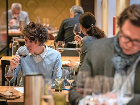 Licinia, el mejor vino tinto de España • Reseña de Blick Magazine, Suiza