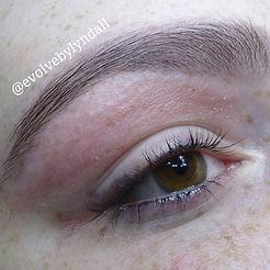 Dianella Beauty salon eyebrows