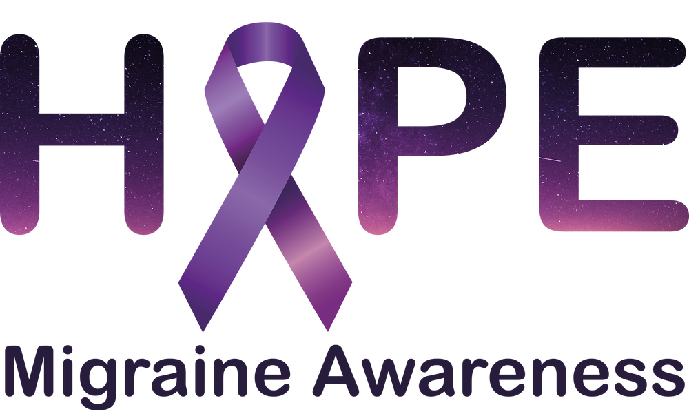 Migraine Awareness Logo