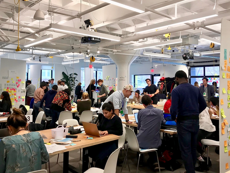3 Takeaways from IDEO's CoLab Makeathon