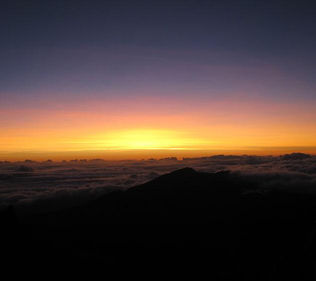 Mount Haleakala, Maui, Hawai'i