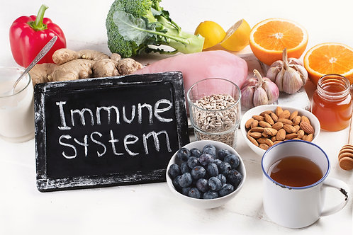 Immune Support and Boost Program