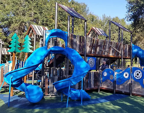 picture of playground at kid's park