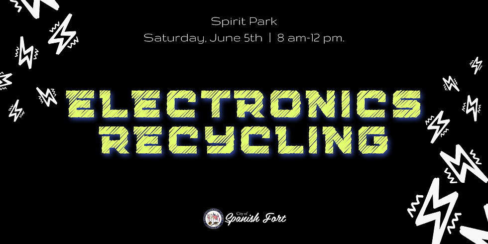 Spanish Fort Electronics Recycling