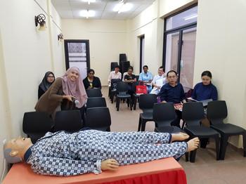 Pulmonary Rehabilitation Workshop. 2018_