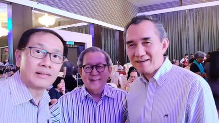 ACS reunion dinner. 2019