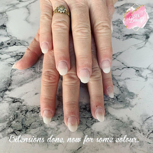 Gel Extensions/Nails by SLK Beauty chromatic beauty