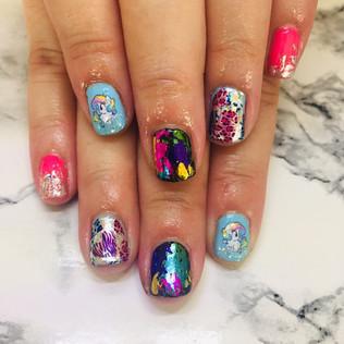 Nails by SLK Beauty chromatic beauty