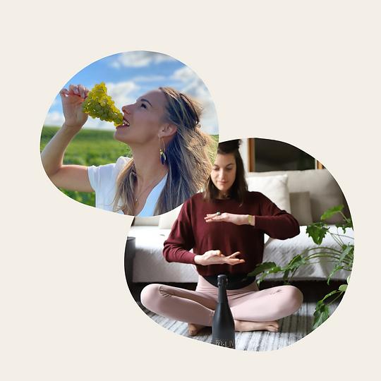 BLIV EXPERIENCE - Weekend Vendanges & Yoga