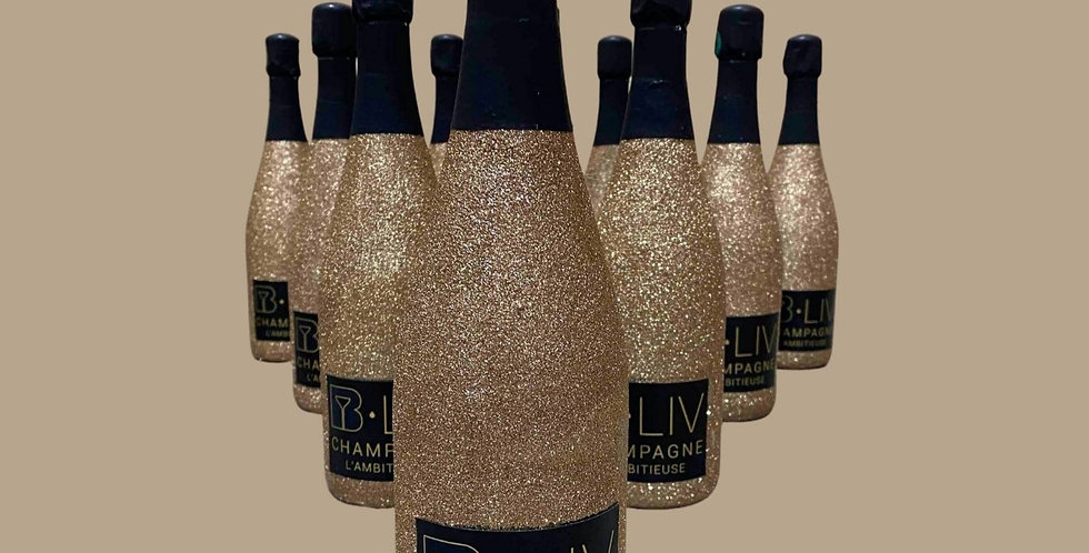 "SPECIAL EDITION in pre-ORDER - ""L'ambitieuse"" sparkling edition"