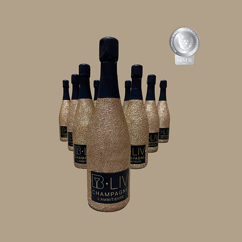 """SPECIAL EDITION in pre-ORDER - """"L'ambitieuse"""" sparkling edition"""