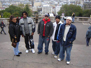 França década de 2000 -  Grupo de Rap