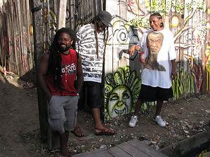 Ruas dos pretos em Belém evento de Hip
