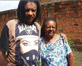 2018 _ São Luis - visita a sua Tia Nona