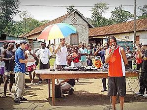 São Tomé e Príncipe - Primeira na Áf