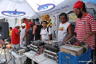 Evento de Hip Hop  - Casa Preta - Lamart