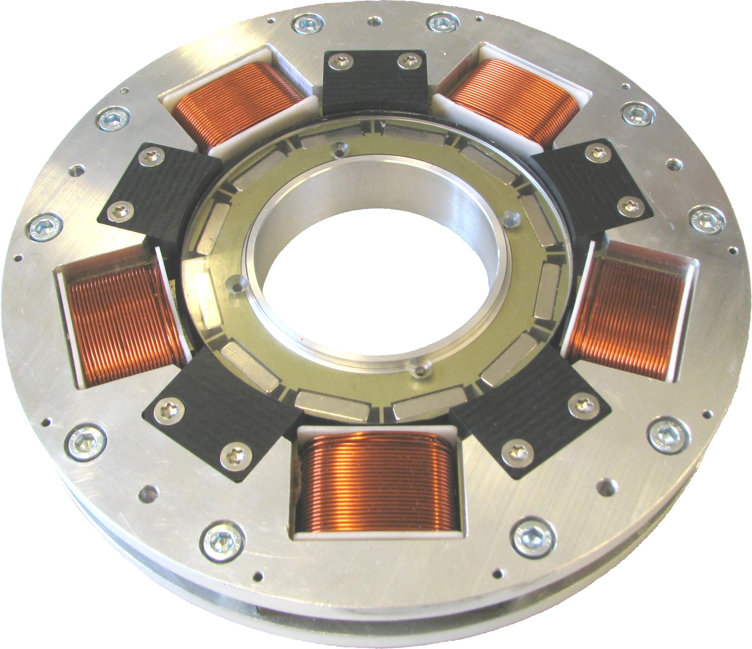 magnetic bearing, Wofgang Gruber Institu