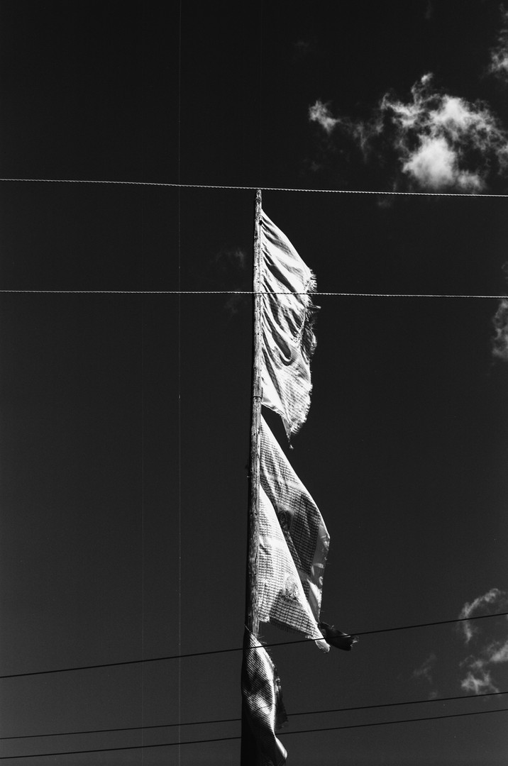 Payer cloth