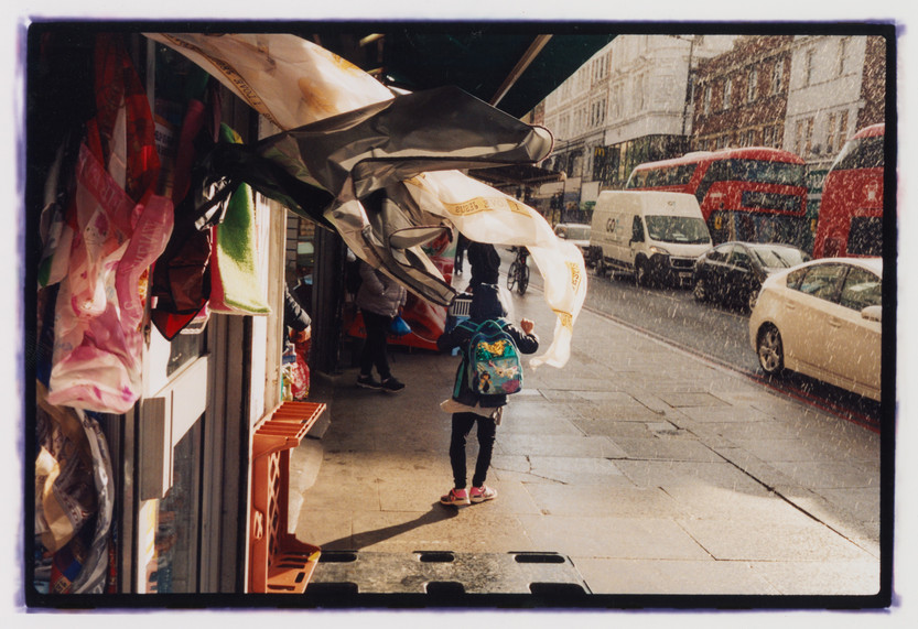 In between weathers, Seven sisters road