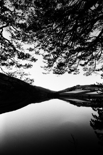 Lake near Edinburgh