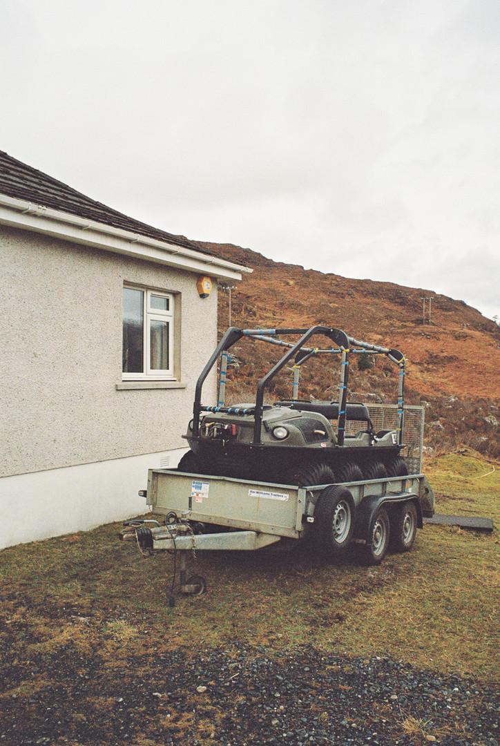 Rich's Argocat, Loch Maree