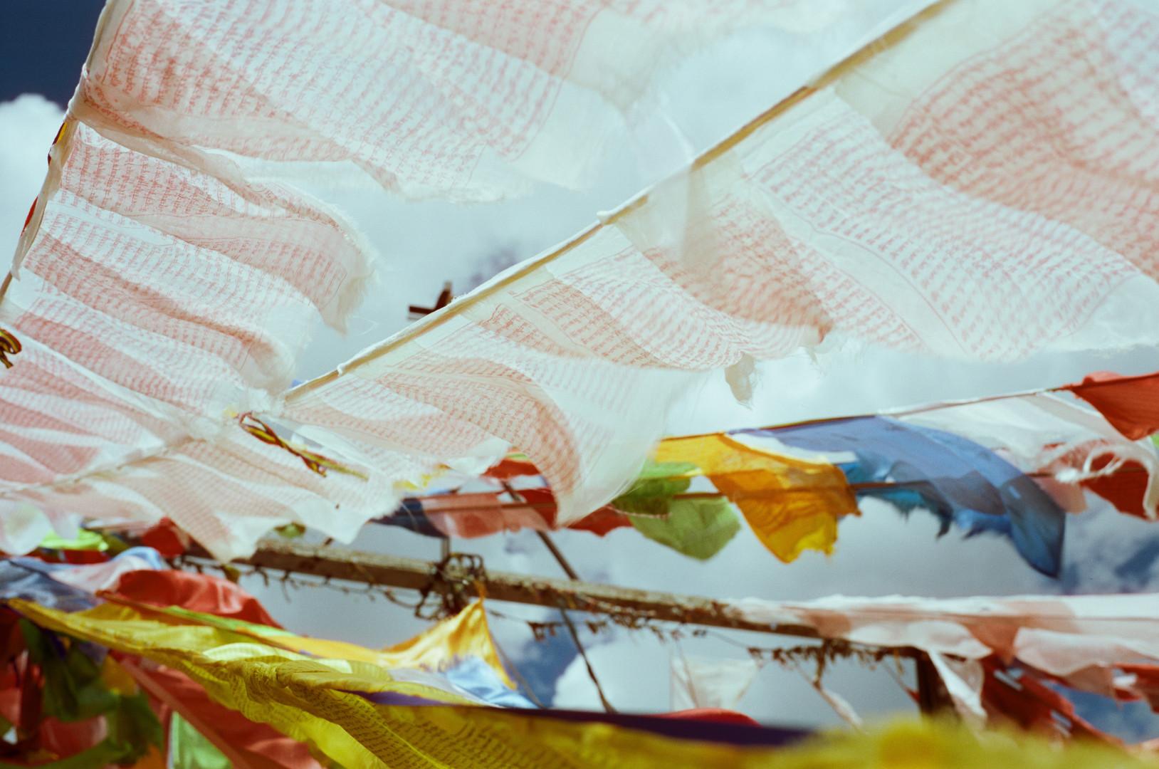 Prayer cloth