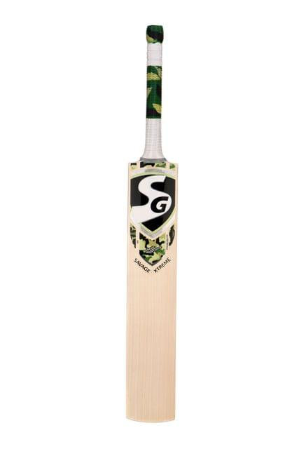 SG SAVAGE XTREME English Willow Bat