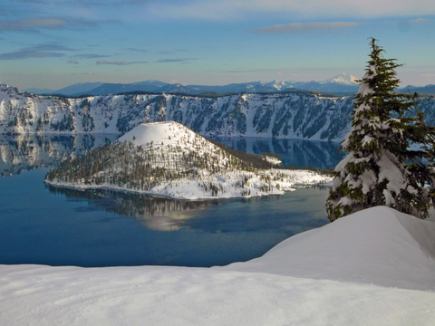 Crater Lake and Company: The Why, the Who and the What
