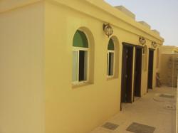 External - kitchen, Maid Room, ..etc