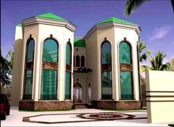 35 villas alkhor