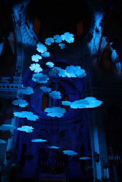 St Paul St Louis Church – Paris Installation 2