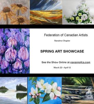 Spring Art Showcase - NFCA