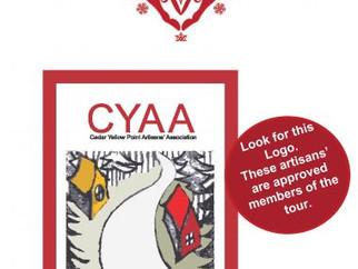 2019 Cedar Yellow Point Artisan Christmas Tour
