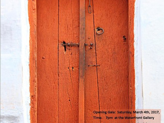 Doors - Ladysmith Waterfront Gallery