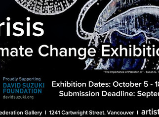 Crisis - Climate Change Exhibition FCA