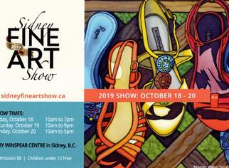 2019 Sidney Fine Art Show