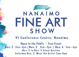 2018 Nanaimo Fine Art Show