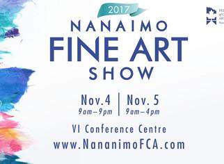 Nanaimo Fine Art Show 2017