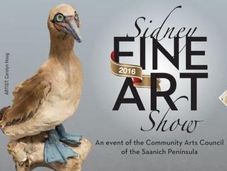 Sidney Fine Art Show 2016