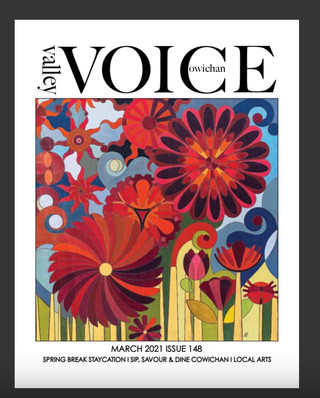 Cowichan Valley Voice - March Issue 2021