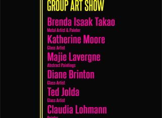 Vivid - Group Art Show and Sale