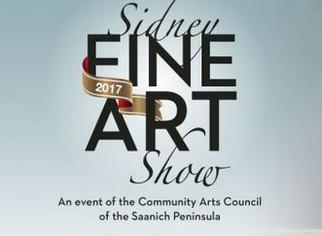 2017 Sidney Fine Art Show