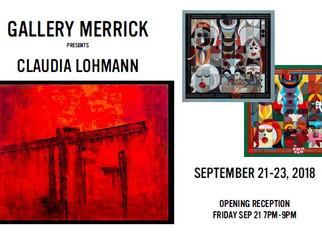 Gallery Merrick Presents Claudia Lohmann