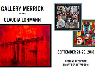 Gallery Merrick Presents Claudia Lohmann